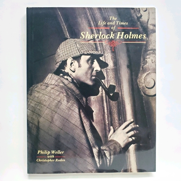 The Life and Times of Sherlock Holmes Book